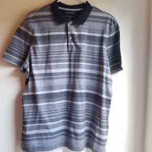 Banana Republic Polo Shirt Black Size XL